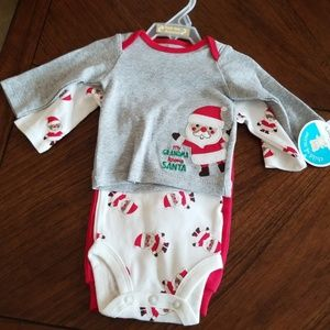 *BOGO* NWT Baby Christmas Outfit